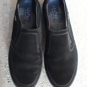 Legero sko goretex. Brugt 2 gange.  Nypris: 700kr