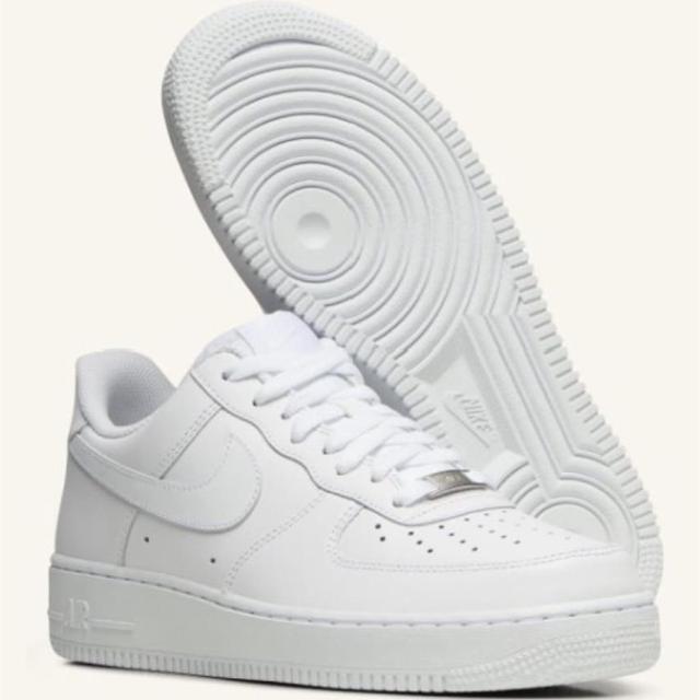 W Air Force 1 '07 Sneakers (hvidhvid)
