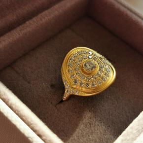 Julie Sandlau Mermaid ring i str 56 sælges  Original emballage og garantibevis haves   #30dayssellout