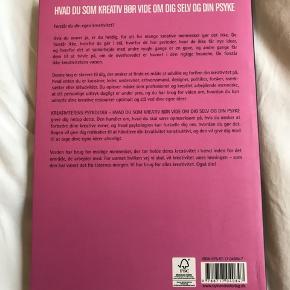 Kreativitetens psykologi  ISBN: 978-87-17-04084-7  Der er overstregninger med blyant på 2,5 side