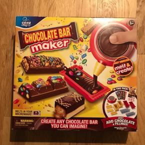 Chocolate bar maker til lav selv chokolade barBrugt 1 gang