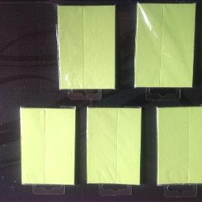 Brand: vides ejVaretype: Nye bordkort/glaskort i limefarvet Størrelse: alm. Farve: limegrønne  NYE bordkort/glaskort i limefarvet 49 stk.  Mindsteprisen for dem alle er kr. 65+porto.  Jeg bytter ikke