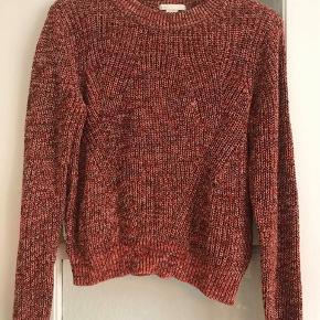 Orange sweater 😁