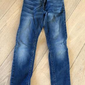 Varetype: Jeans Farve: Blå