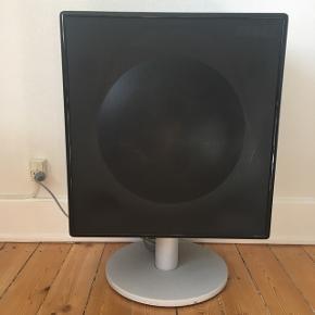 Geneva højtaler i højglans sort.  Perfekt lyd.  Næsten ikke brugt.