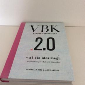 Bog: Verdens Bedste Kur vol. 2.0 Plus porto.   Bytter ikke.