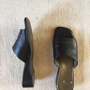 Lækre bløde 90'er sandaler 😎