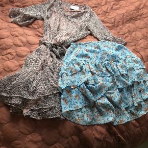 Flot kjole/nederdel passede af s/xs