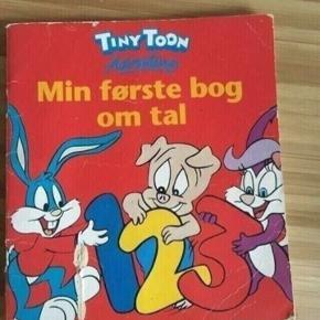 Min første bog om tal Tiny toon -fast pris -køb 4 annoncer og den billigste er gratis - kan afhentes på Mimersgade 111 - sender gerne hvis du betaler Porto - mødes ikke andre steder - bytter ikke