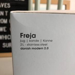 Stelton Freja kande 2L  Aldrig brugt, i original stofpose og æske   Nypris: 800 kr