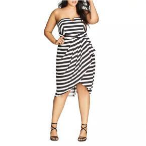 City chic kjole. Ny med mærke. Nypris 949kr
