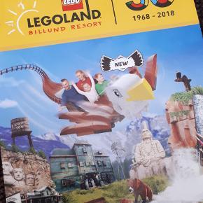 50% på voksen billet til Legoland. Gyldig til 28 oktober 2018