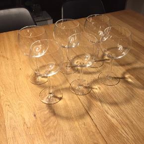 Rosendahl Grand Cru Bourgogne Rødvinsglas - 4 stk - 30 kr pr. stk. = 120 kr for alle 4 glas. Sælges helst samlet