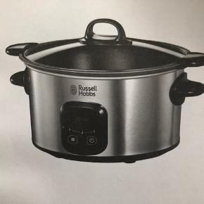 Slow cooker, Pakket ud men aldrig brugt