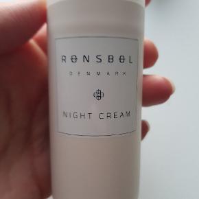 Night cream  Kan også hentes i Hvidovre