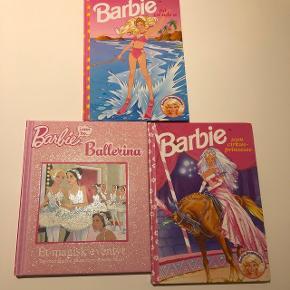 Barbie-bøger Samlet