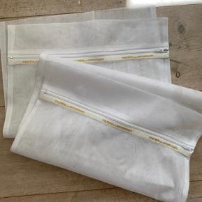 2 stk. store Lingeri / vasketøjs poser i stor fra Munthe plus Simonsen. Aldrig brugt   2 stk. til 85 kr.