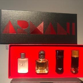 Miniature parfume æske til mænd