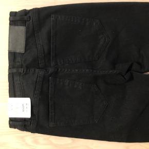 Fede ankel længde jeans med høj talje.  Sculpt model - former bagdelen 🤩
