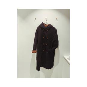 Lodenfrey frakke
