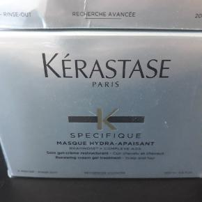 Helt ny og stadig i original cellofan. Kerastase specifique masque hydra-apaisant 200 ml.  2 for 310,- kr.