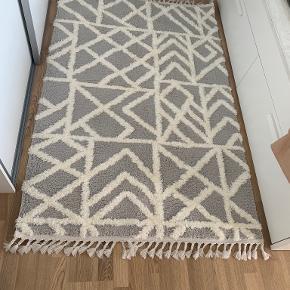 Retro gulvtæppe