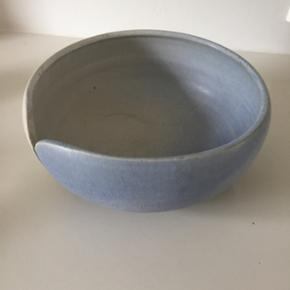 Porcelæns skål