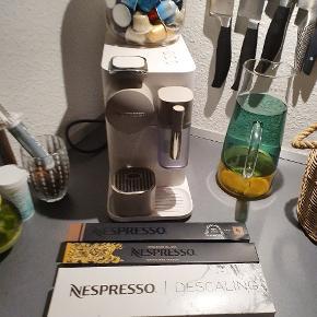 Nespresso køkkenudstyr
