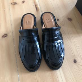 Smukke sko brugt én gang :-)