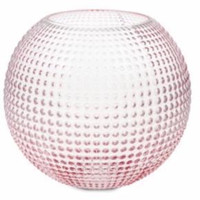 Helt ny i æske. Eightmood flora vase i farven rosa. Den store model højde 22,5 cm. Nypris 450.   #30dayssellout