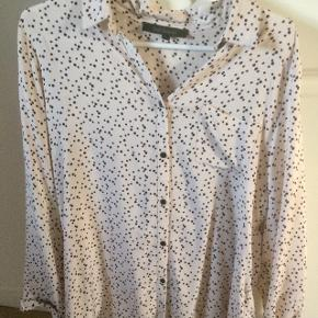 Velholdt skjorte