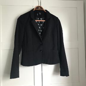 Divided blazer