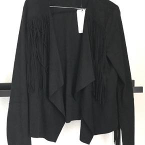 Varetype: jakke Farve: Sort Oprindelig købspris: 300 kr.