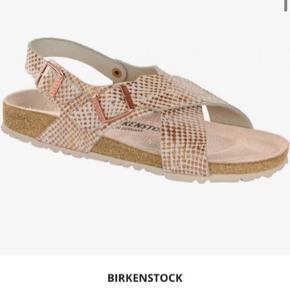 Nye Birkenstock desværre købt for store.