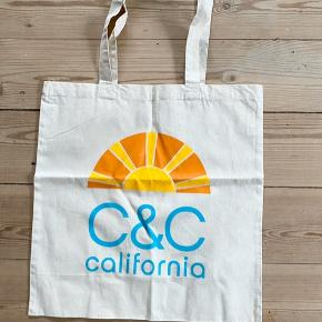 California canvas tote. Brand new