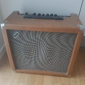 Speaker that can be used for instruments.