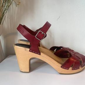 Swedish Hasbeens heels