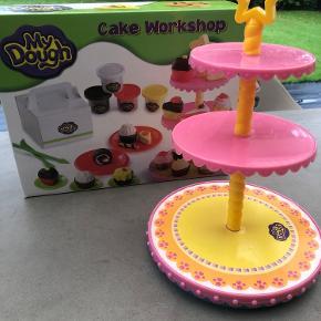 My dough kage workshop  Modellervoks udstyr