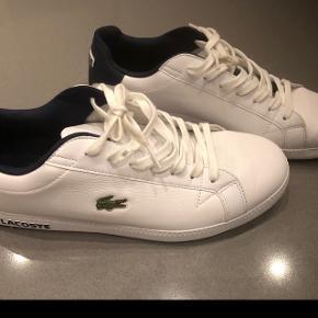Flot herre sko,  mærke , lacoste str 43, aldrig brugt ( fejl køb ) fra ikke ryger hjem, ny pris 699kr