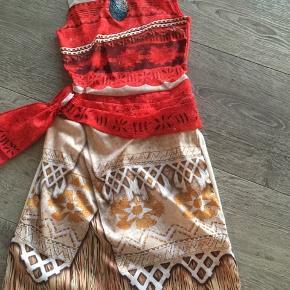 Vaiana udklædning Fra røg og dyrefrit hjem Afhentes Tjæreborg