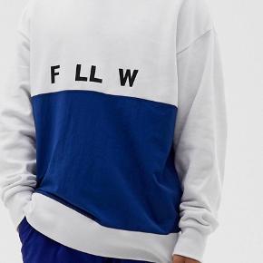 COLLUSION sweatshirt købt på ASOS  Str. xs men passer også en small
