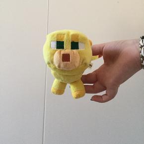 Minecraft bamse. Sender gerne