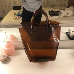 Plastik taske fra Zara, aldrig brugt. ☺️