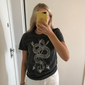 Vintage lignende t-shirt