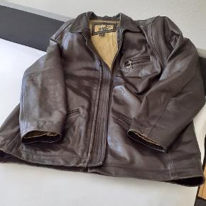 Hummel Sport skind- & læderjakke
