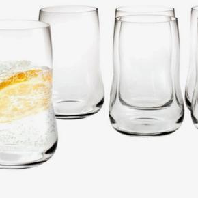 Sælger disse fine Holmegaard future glas. Fejler intet. Jeg har fire stk, og prisen er samlet!