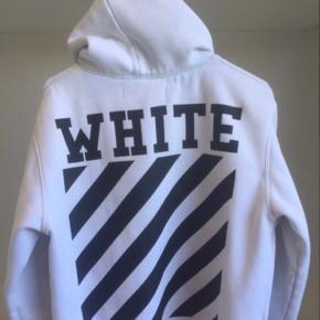 Off-white hættetrøje