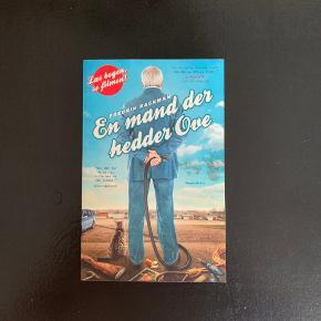 En mand der hedder Ove af Fredrik Backman  Hæftet bog  Helt ny og aldrig åbnet  Prisen er fast  Kan afhentes i Aarhus C eller sendes