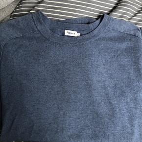 Uldtrøje fra Filippa K i str small  50% uld, 50% bomuld Aldrig vasket, så god kvalitet