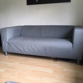 Ikea klippan sofa.  180x88x66cm Betræk kan tages af og vaskes.